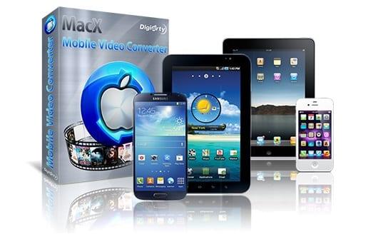 MacX Mobile Video Converter da 49.95$ a gratis, grazie ad una nuova promozione