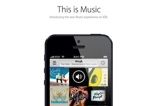 Design rivoluzionario per l 39 app musica in un nuovo concept for App per design