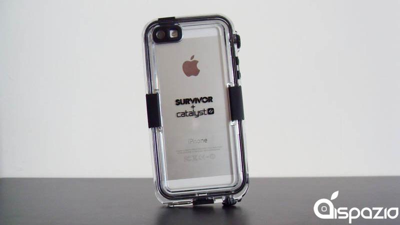 Survivor + Catalyst Waterproof Case per iPhone 5, una strepitosa custodia per le situazioni più disparate | iSpazio Review