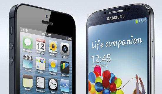 Il Galaxy S4 non verrà aggiunto nel processo fra Apple e Samsung in America. Nuovo processo in vista!