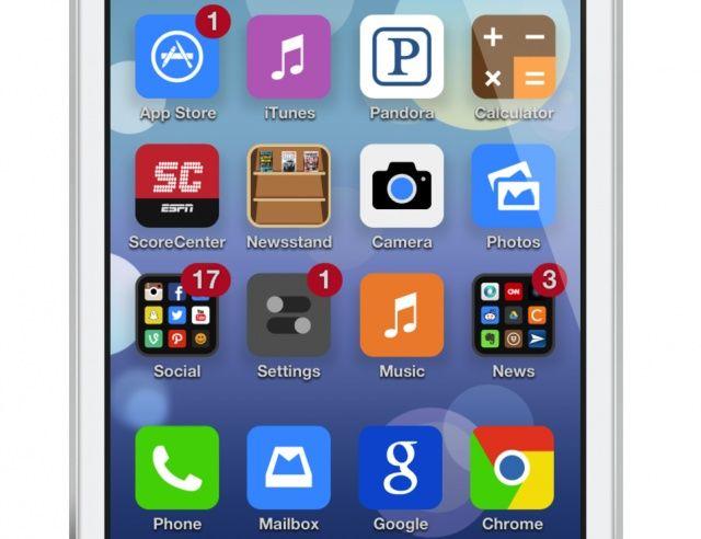 Ecco come ricreare iOS 7 su iPhone jailbroken con iOS 6