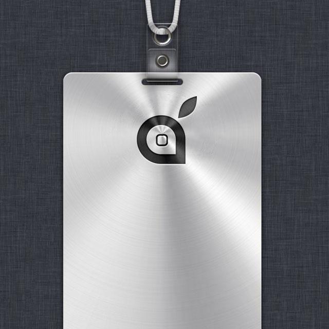 iSpazio lancia gli sfondi 'Badges' per iPhone, personalizzati con il vostro nome!