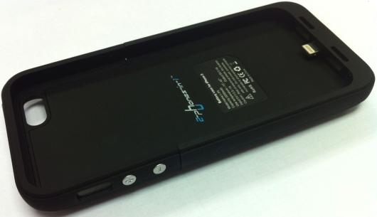 batteria custodia iphone 5 amazon
