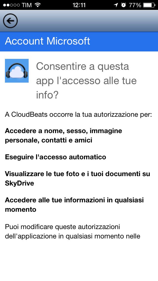 CloudBeats, ascoltiamo in streaming tutta la musica dai nostri