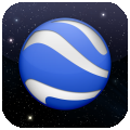 google earth ispazio