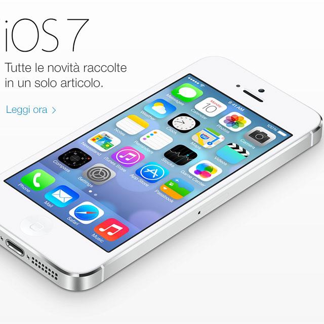 iOS 7: Installazione, primo contatto e TUTTE le novità del nuovo sistema operativo