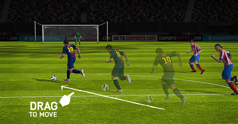 Resultado de imagem para FIFA 14 by EA SPORTS™ android