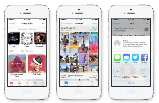 iPhone5iOS7