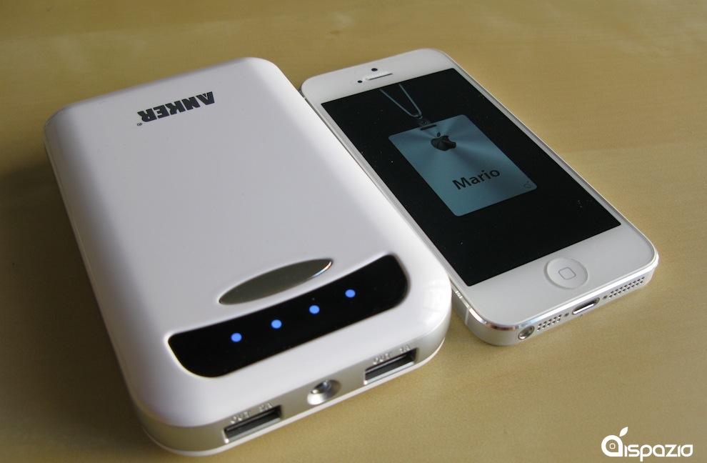 Anker Astro E4 13000 mAh: batteria potentissima e compatta in Offerta su Amazon | iSpazio Product Review