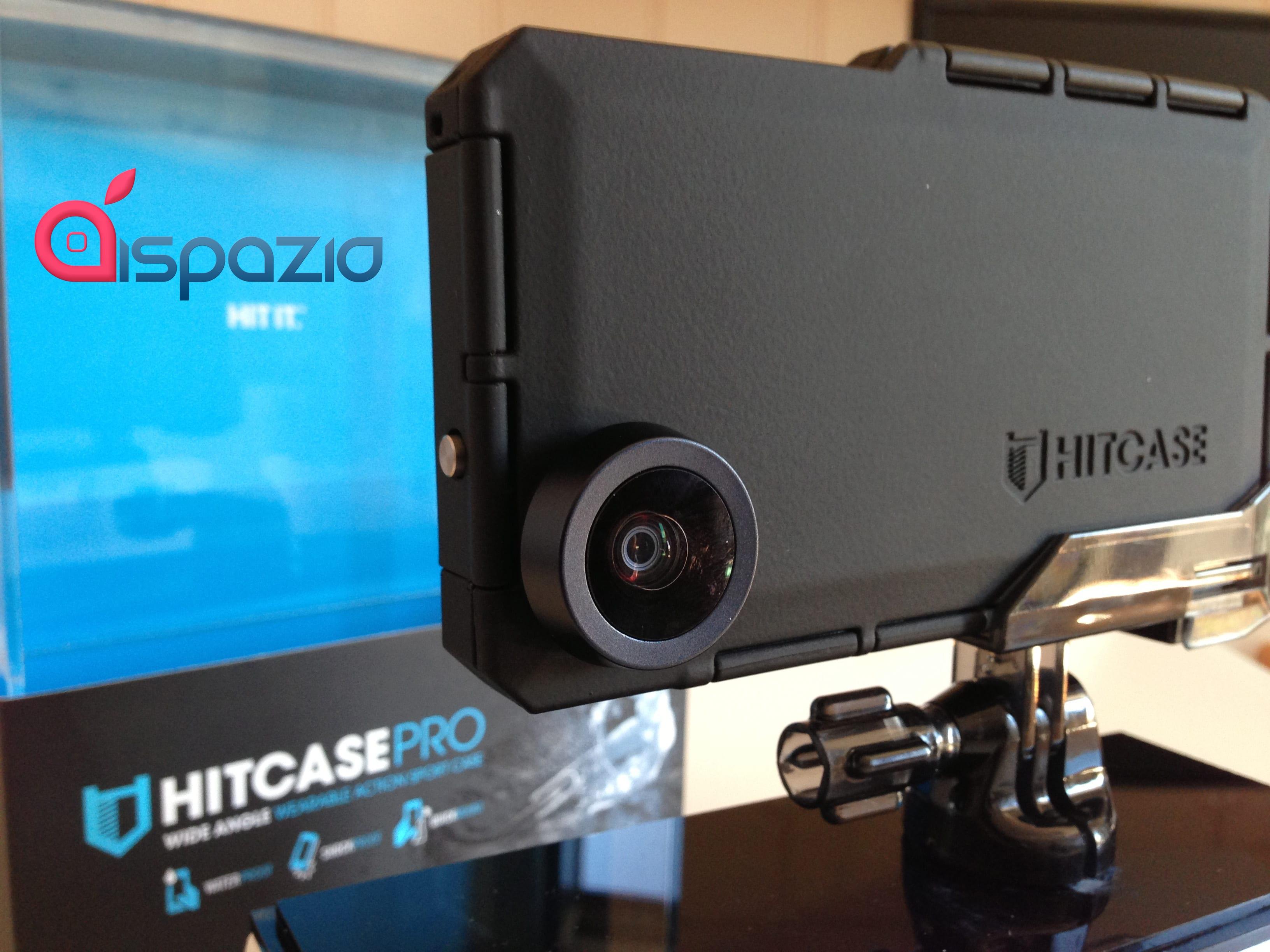 Hitcase PRO: trasformiamo il nostro iPhone 5 in una GoPro resistente ad acqua, neve, urti… | iSpazio Product Review