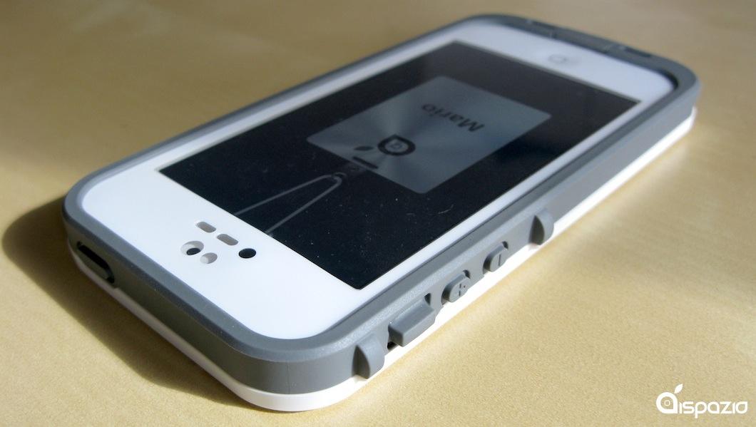 custodia iphone 6 acquatica