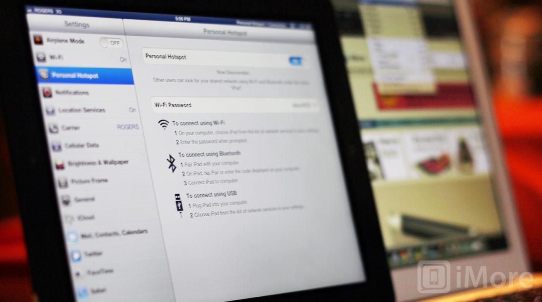 Le password personali per l'Hotspot su iOS sono vulnerabili agli attacchi e facili da estrapolare