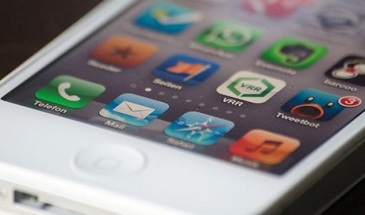 Icone del tutto squadrate su iOS 7? Sul portale degli sviluppatori sembra proprio così