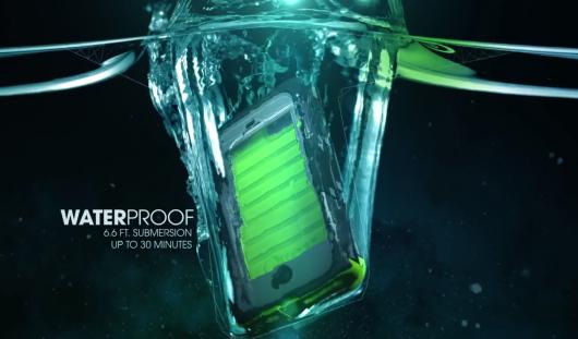 ispazio waterproof otterbox