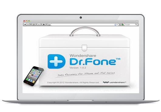 Dr.Fone, un software pratico e veloce per recuperare i dati persi dai dispositivi iOS