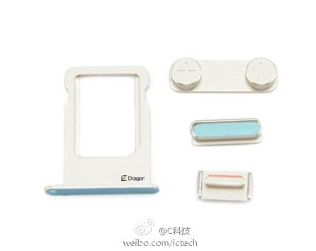 iPhone 5S sarà proposto in tanti colori diversi, trapelate altre foto di componenti | Rumor