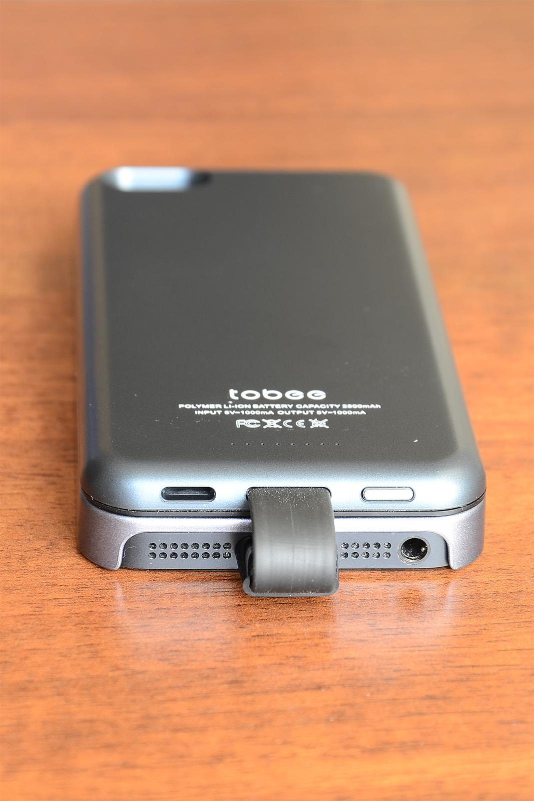 La comodità di una cover tradizionale unita alla versatilità di una batteria da 2800mAh, da Tobee | iSpazio Product Review