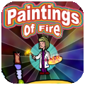 Paintings of Fire