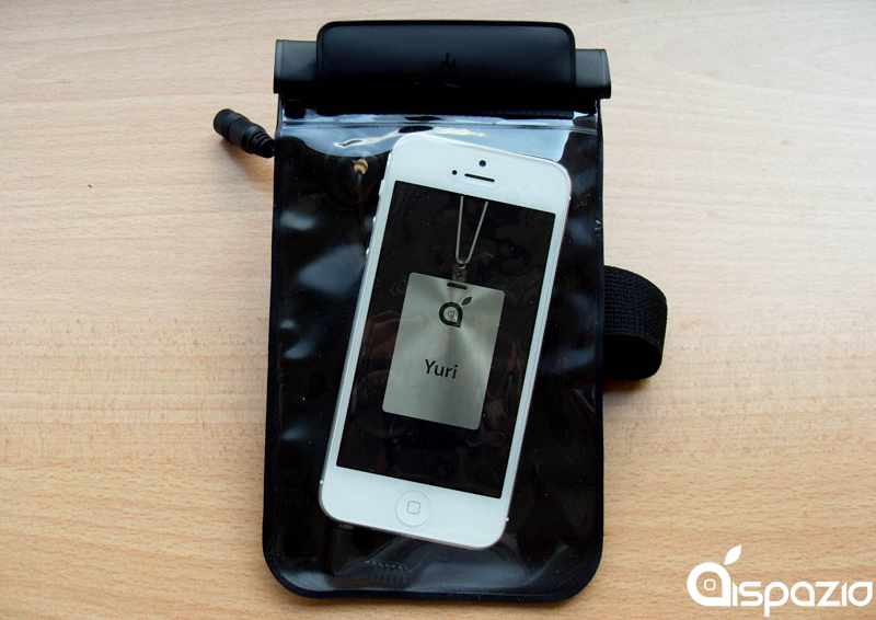 Water Shield di VaVeliero, un'ottima custodia impermeabile per qualsiasi smartphone [Video]