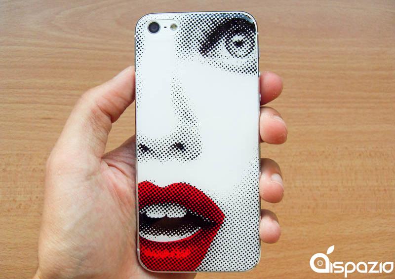 Skin Cover per iPhone 5 e 4/4S di NoglueLab, le cover gommate adesive per tutti i gusti | Recensione iSpazio