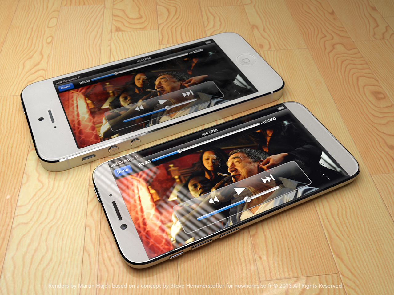 "Display 5"" iPhone"