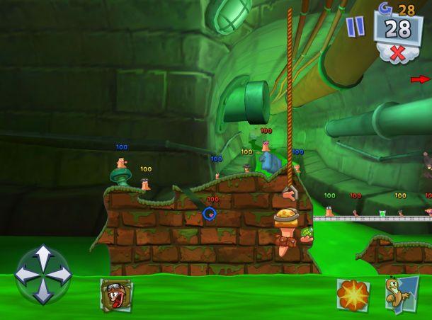 Worms 3, il nuovo titolo della serie sarà un'esclusiva iOS