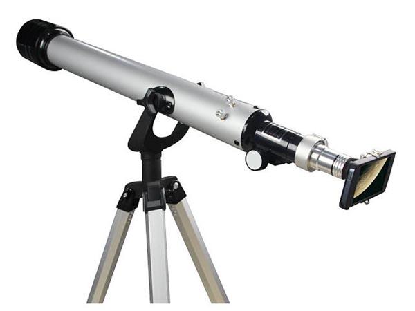 Da USBFever un telescopio astronomico con zoom 100x per i nostri iPhone 5!
