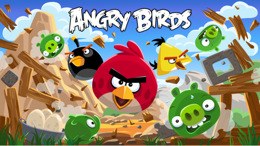 angry birds ispzio