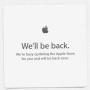 Apple Store online down in tutto il mondo: ordinaria manutenzione? [AGGIORNATO]