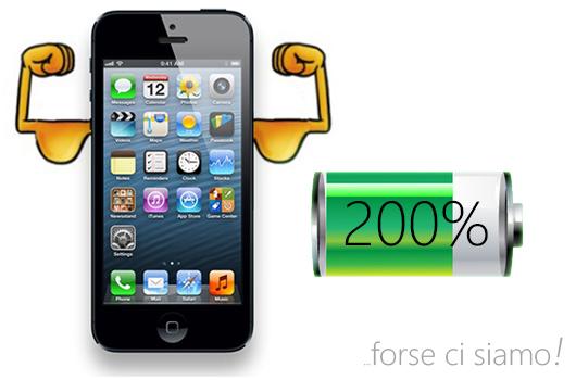 Forse ci siamo: la batteria dell'iPhone migliorerà drasticamente!