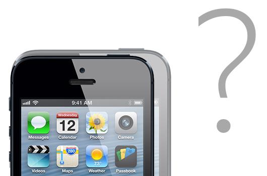 iPhone 5S: probabili ritardi a causa dell'adozione di un display più grande   Rumor