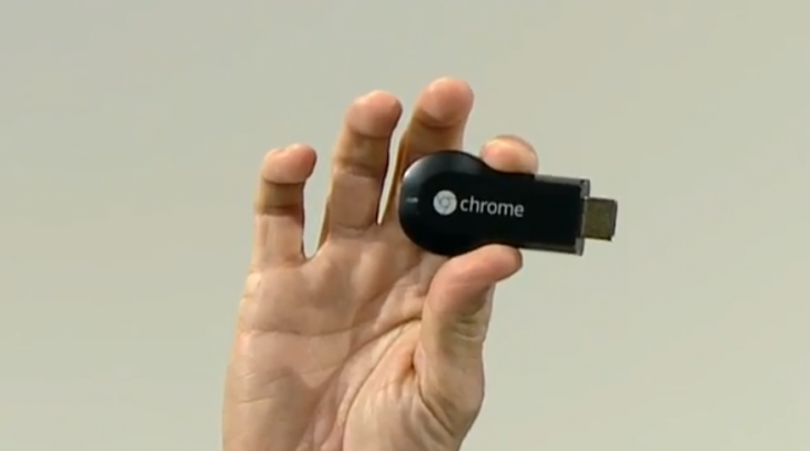 Google annuncia nuove applicazioni per Chromecast, il dongle che modernizza le Tv
