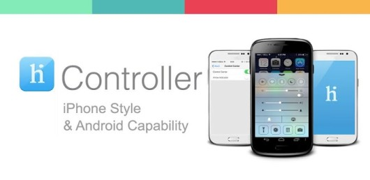 control center android