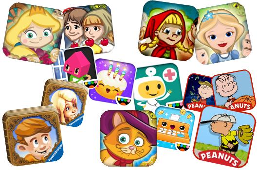 Giochi per bambini GRATIS ed in offerta su App Store