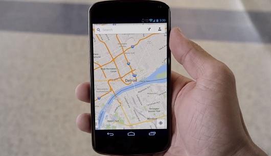 Nuova versione di Google Maps in arrivo su App Store per iPhone ed iPad [Video]