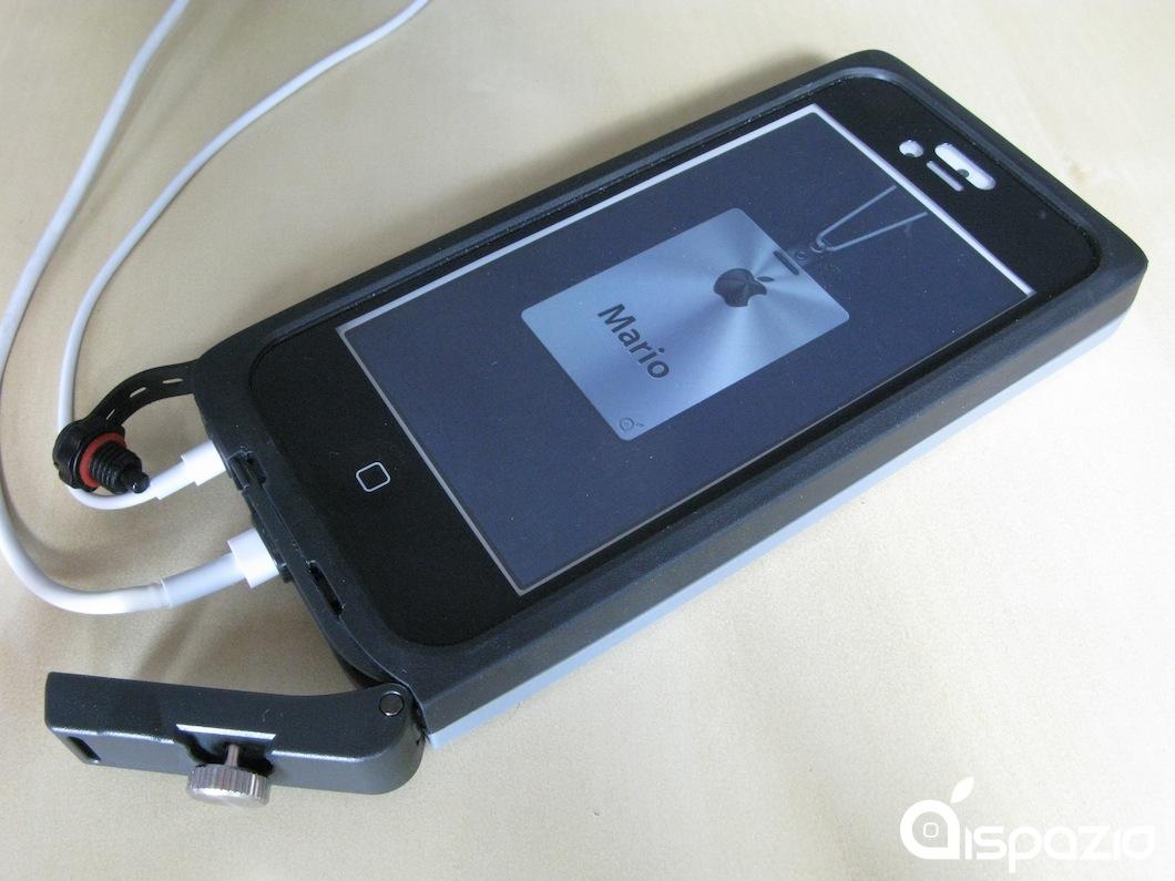 aXtion PRO: ottima e compatta custodia impermeabile per iPhone 5 in offerta esclusiva per i nostri utenti | iSpazio Product Review