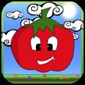 iSpazio App Sales: Falling Tomatoes è in offerta gratuita per un periodo limitato in collaborazione con iSpazio