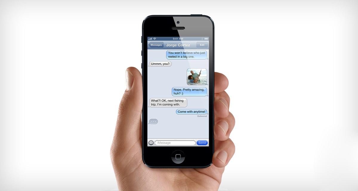 imessage-iphone5