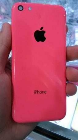 iphone economico rosa
