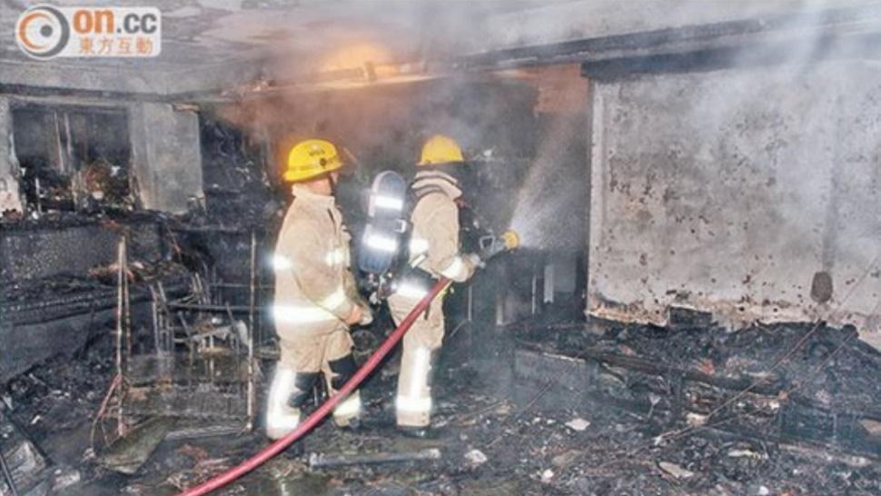 Galaxy S4 esplode e manda a fuoco un intero appartamento