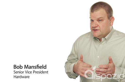 Bob Mansfield lascia il ruolo di dirigente Apple, ma lavorerà ancora a 'progetti speciali' per Tim Cook
