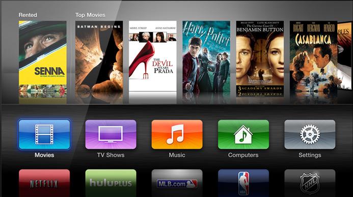 Pubblicità Apple Tv