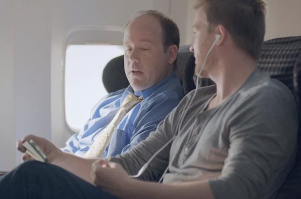 Samsung rilascia un nuovo spot pubblicitario con un iPhone co-protagonista