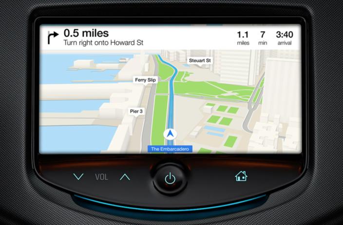 La funzione 'iOS in the Car' di iOS 7 funzionerà anche via WiFi tramite AirPlay