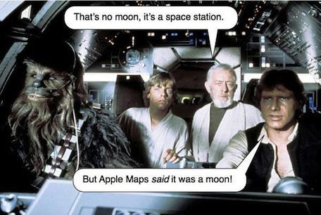 star-wars-death-star-apple-maps
