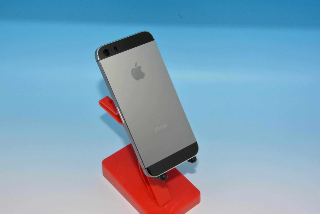 iPhone 5S sarà disponibile anche nella nuova colorazione grigio grafite?