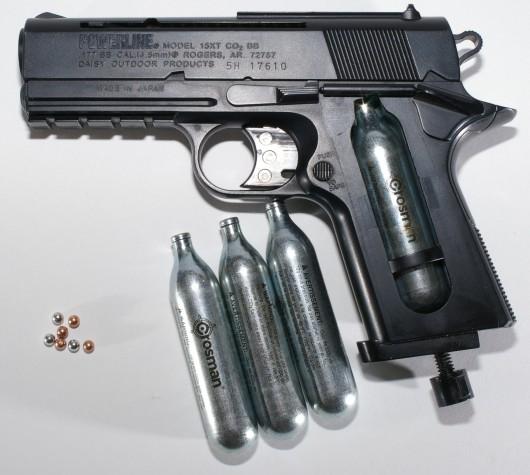Pistola BB