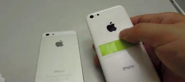 Le scocche di iPhone 5C ed iPad 5 appaiono in due nuovi video