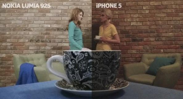 Ancora sotto il mirino: Nokia canzona la qualità fotografica dell'iPhone in un nuovo video