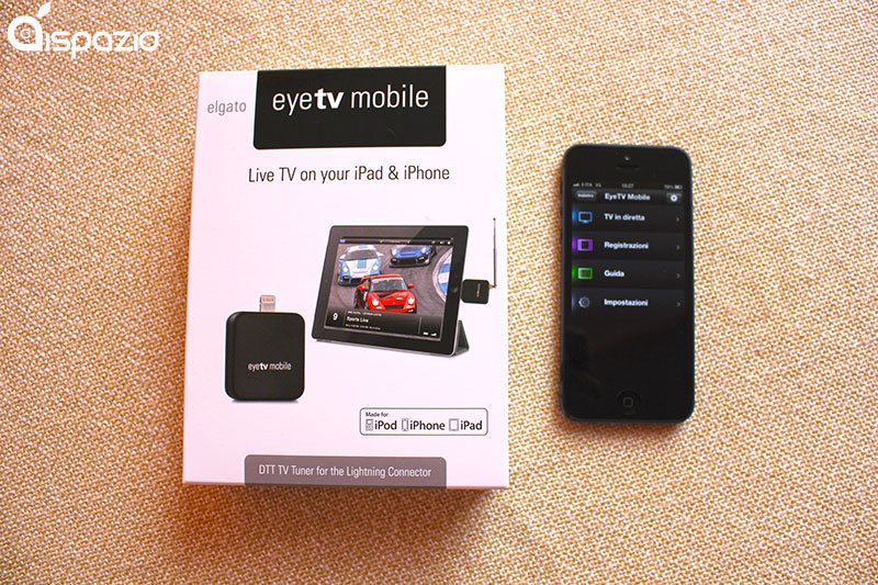 EyeTV Mobile: la Tv sempre e ovunque sugli schermi di iPhone e iPad | iSpazio Product Review